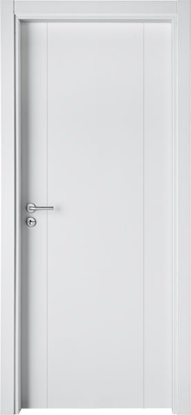 LA0301 Branco / Porta Opaca